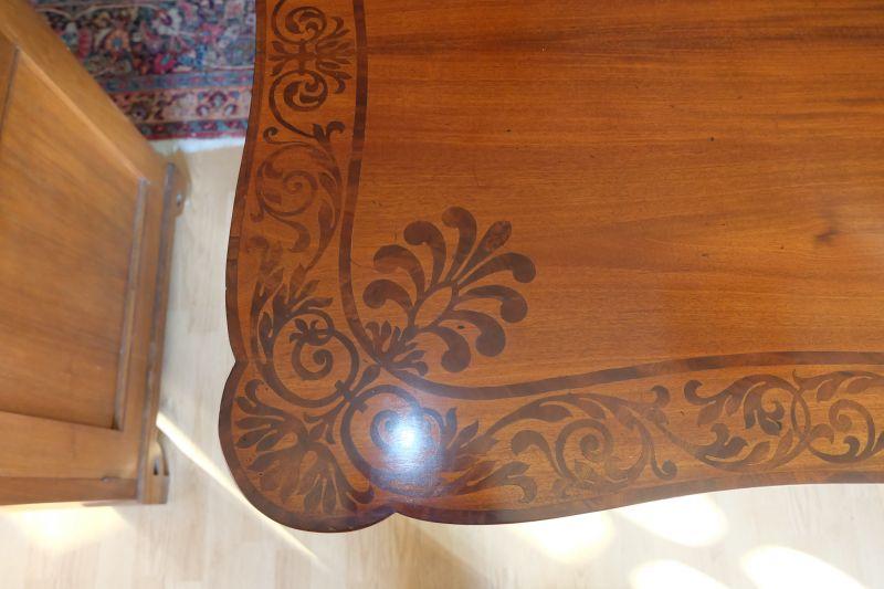 wunderschön restaurierter Biedermeier Schreibtisch 2