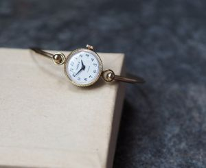 Russische Damen Armbanduhr CHAIKA 1970er