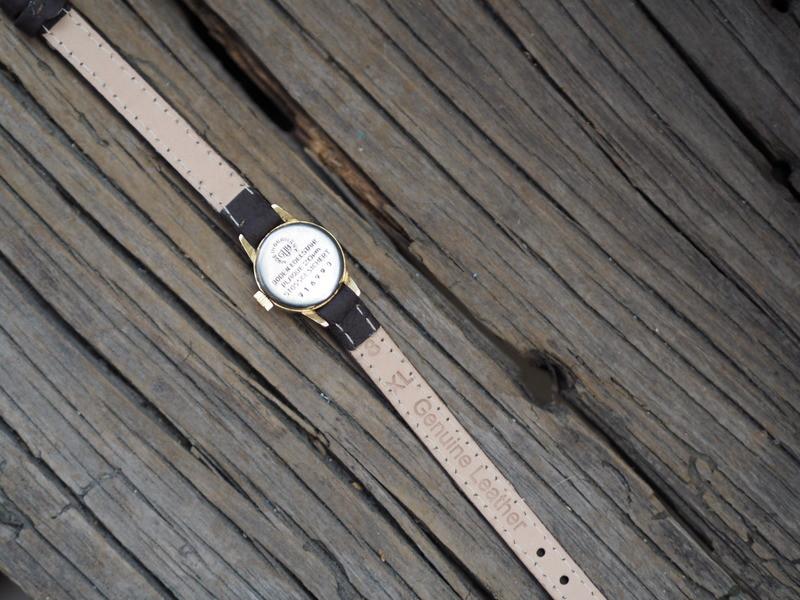 Vintage Damen-Armbanduhrl Glashütte \\\\\\\'70er 3