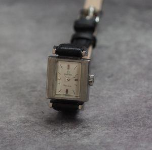 Schweizer Damen Armbanduhr OMEGA  -  1970er, cal.485