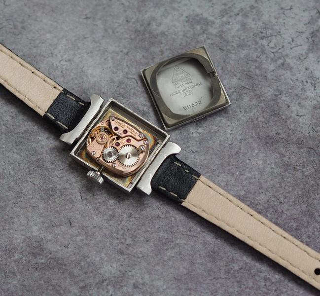 Schweizer Damen Armbanduhr OMEGA  -  1970er, cal.485 3