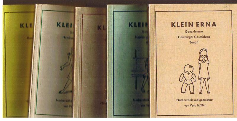 Klein Erna, 5 Bände