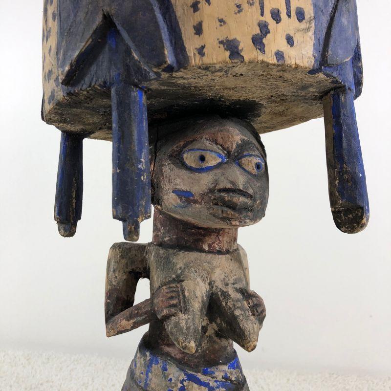 Weibliche Skulptur - Nigeria um ca. 1940 1