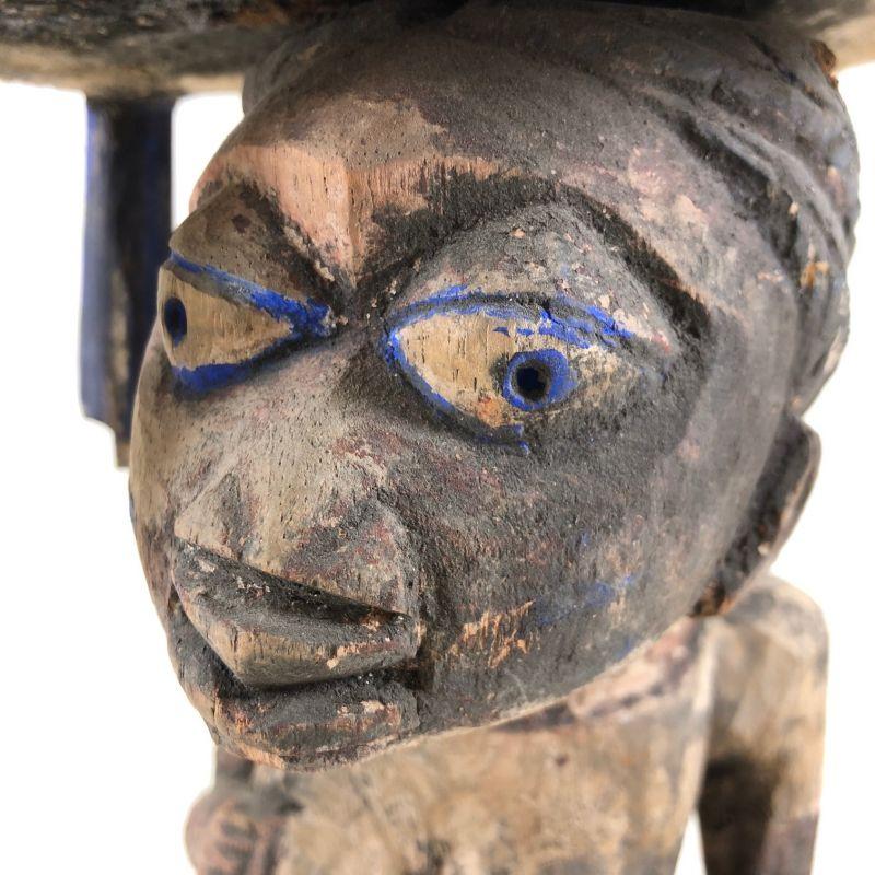 Weibliche Skulptur - Nigeria um ca. 1940 5