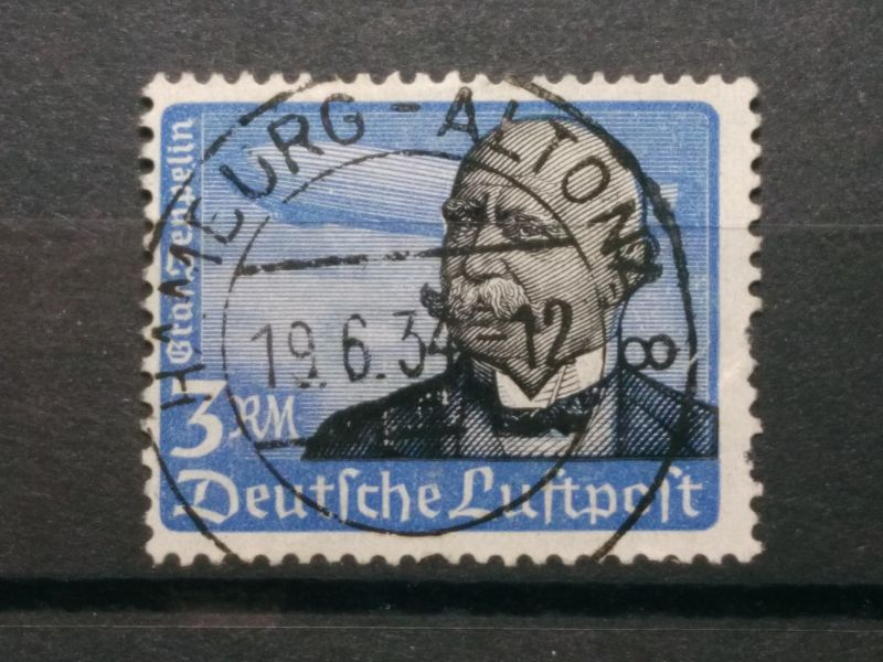 Deutsche Reich Flugpostmarken