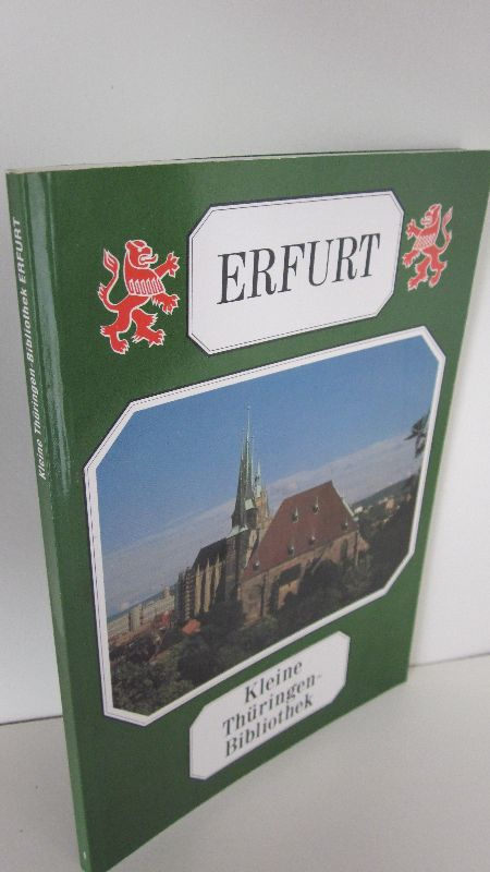 Hajo Schüler, Werner Rudolf Wendt, Manfred Steinig | Kleine Thüringen-Bibliothek - Erfurt