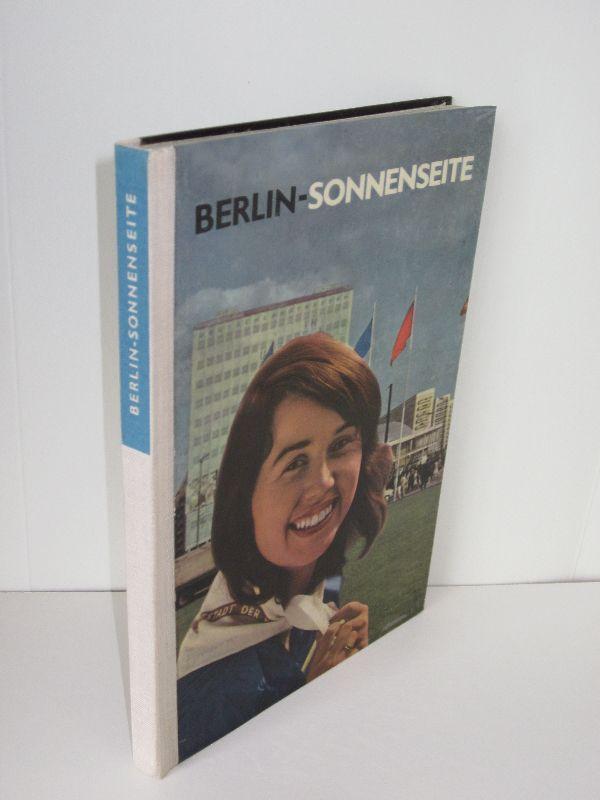 Sarah Kirsch, Rainer Kirsch, Thomas Billhardt   Berlin-Sonnenseite - Deutschlandtreffen der Jugend in der Hauptstadt der DDR Berlin 1964