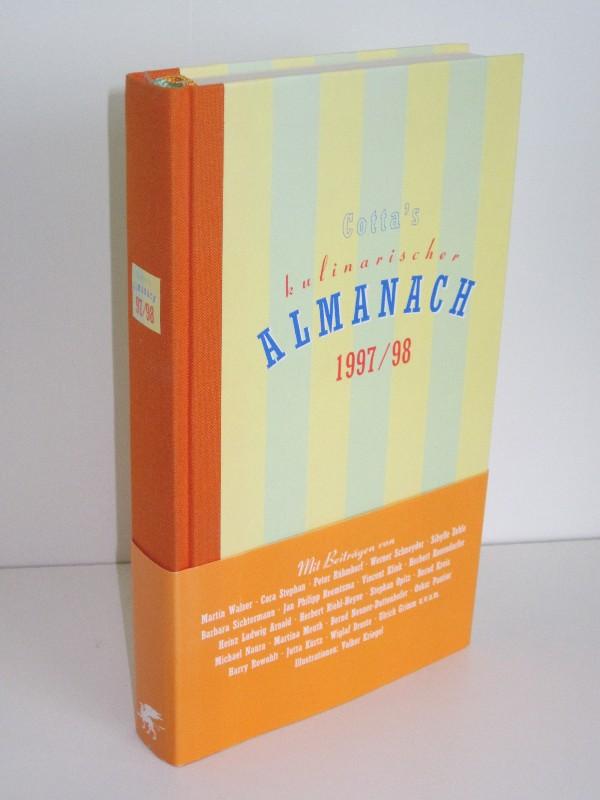 Vincent Klink (Hg.), Stephan Opitz (Hg.) | Cotta's kulinarischer Almanach - 1997/98