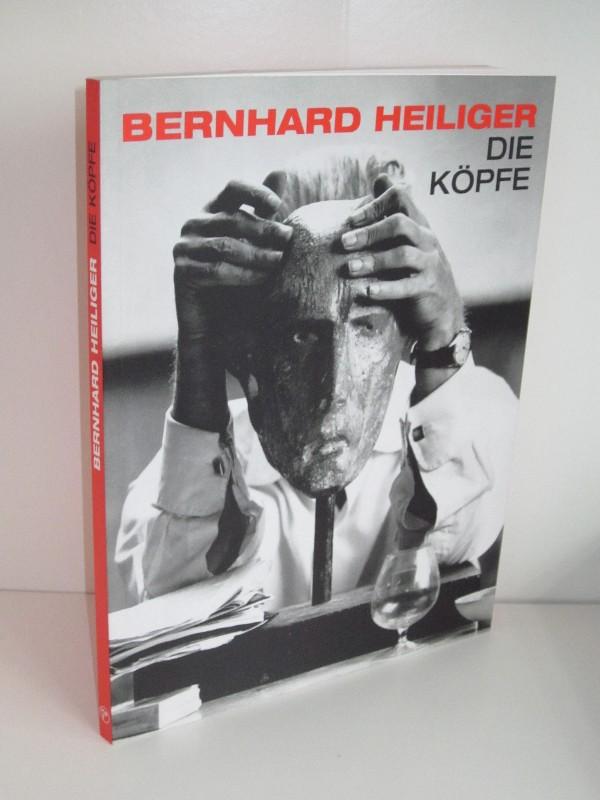 Marc Wellmann (Hg.) | Bernhard Heiliger - Die Köpfe