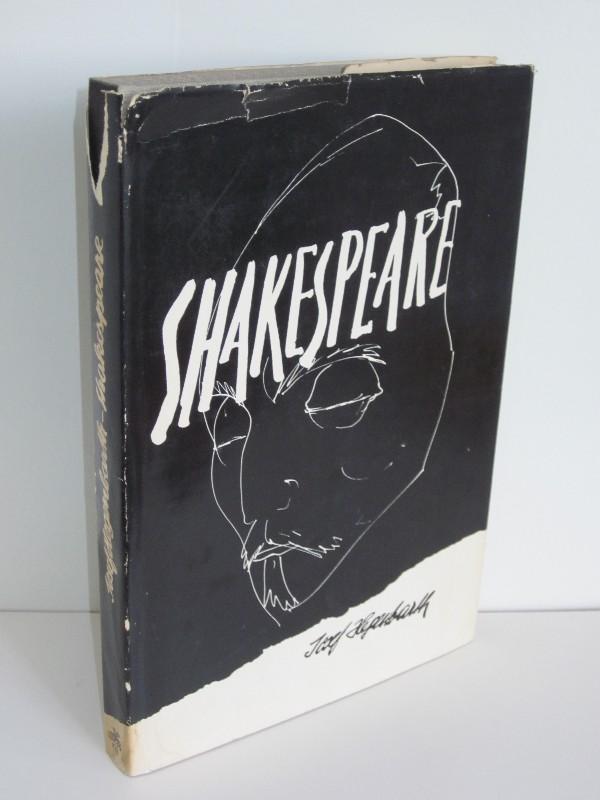 Josef Hegenbarth   Zeichnungen zu fünf Shakespeare-Dramen