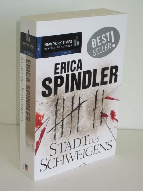 Erica Spindler | Stadt des Schweigens