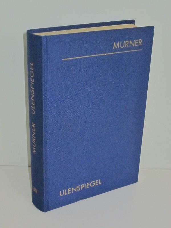Dr. Thomas Murners, J. M. Lappenberg (Hg.) | Ulenspiegel 0