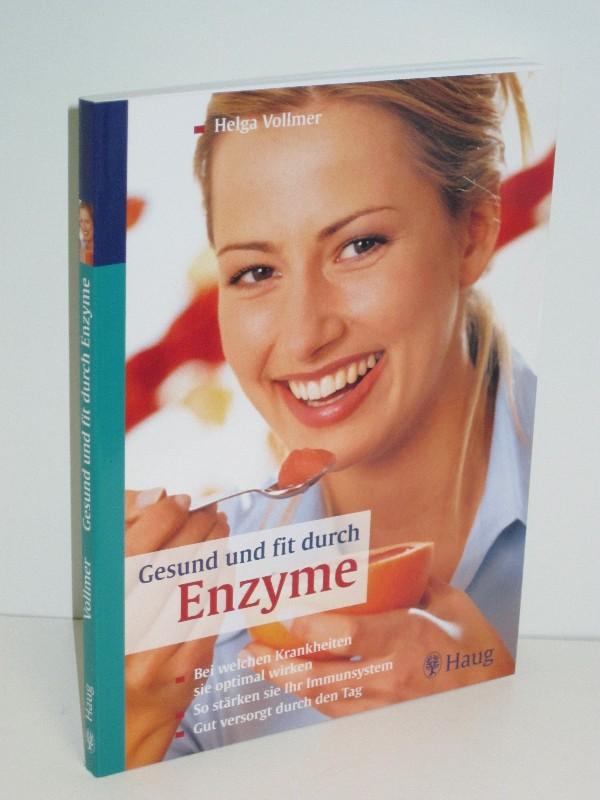 Helga vollmer | Gesund und fit durch Enzyme 0