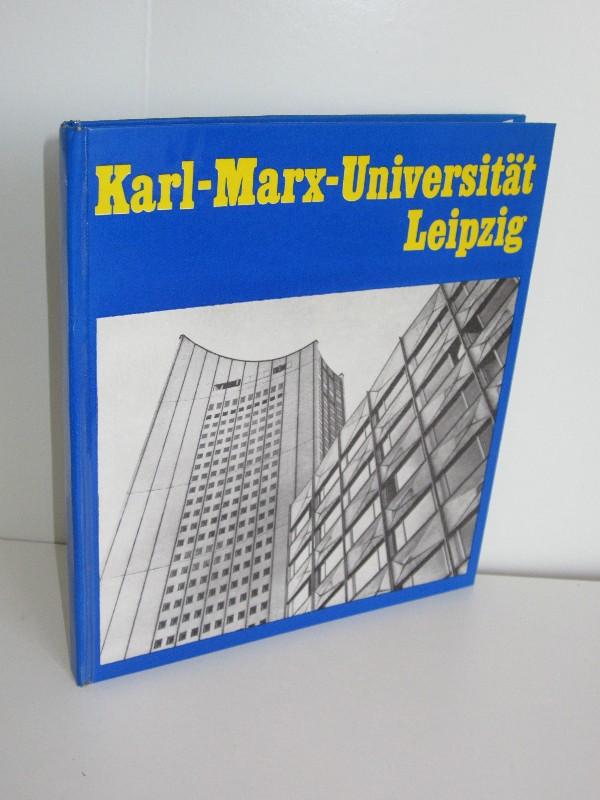 Der Rektor der Karl-Marx-Universität (Hg.) | Karl-Marx-Universität Leipzig