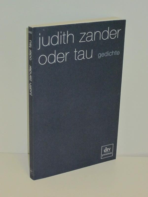 Judith Zander | Oder Tau