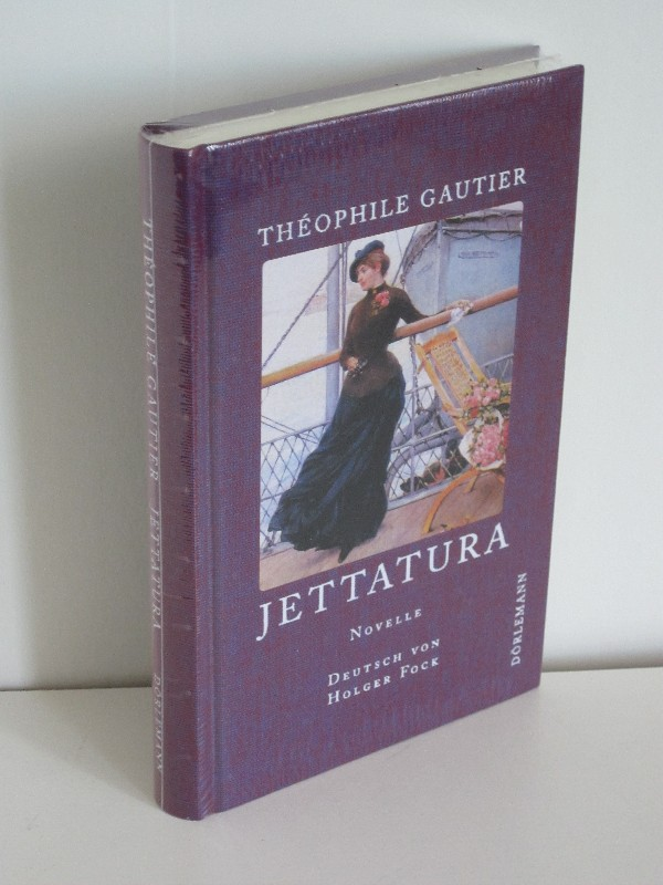 Théophile Gautier | Jettatura - Novelle