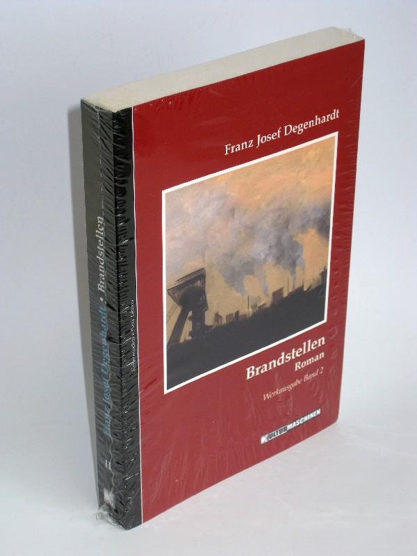 Franz-Josef Degenhardt   Brandstellen - Werksausgabe Band 2