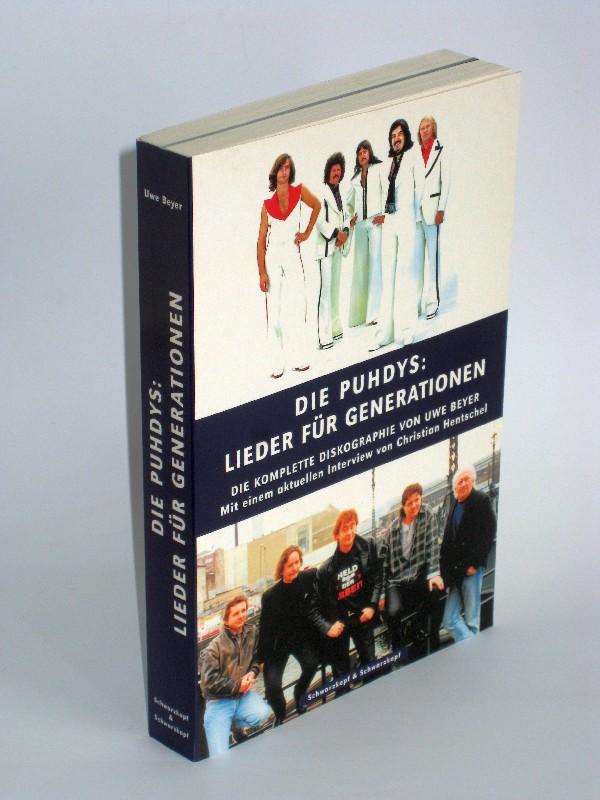Uwe Beyer, Christian Hentschel | Die Pudhys: Lieder für Generationen - Die komplette Diskographie von Uwe Beyer