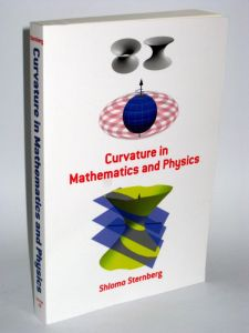 Shlomo Sternberg | Curvature in Mathematics an Physics