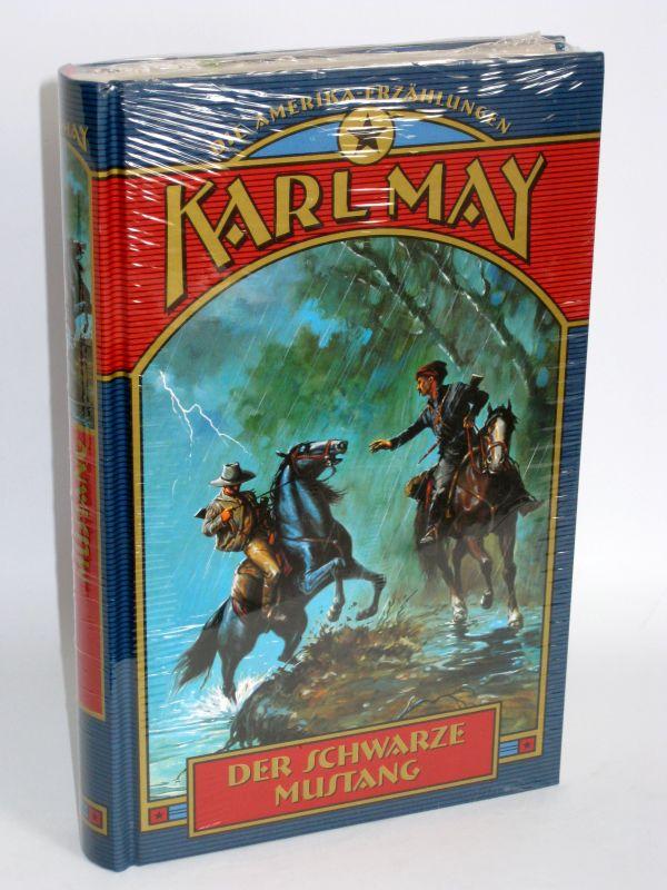 Karl May | Der schwarze Mustang - Die Amerika-Erzählungen