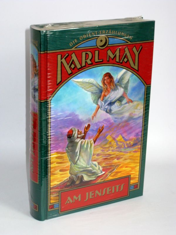 Karl May | Am Jenseits - Die Orient-Erzählungen