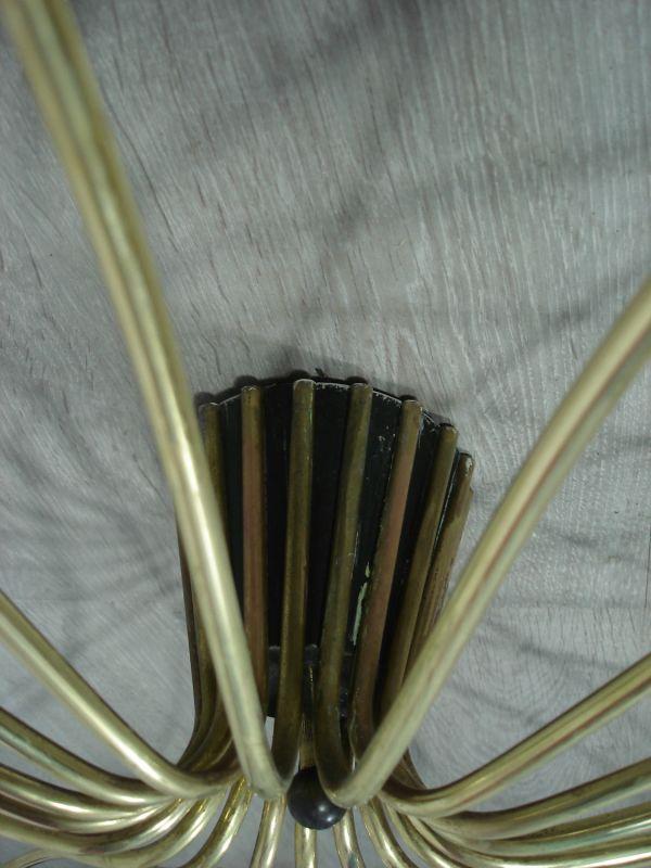 50er 60er XXL Spinnen Sputnik Kronleuchter Atomic Space Age Deckenlampe 18-flammig, Mid Century Modern 5