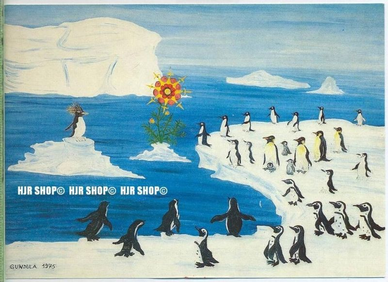 WIECHMANN – BILDKARTEN Gundula Ulith, Arktiswunder, Nr.5181