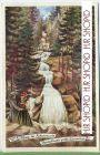 Triberg, Deutschlands gr��te Wasserf�lle 1950/1960 Verlag: Willy Neef, Triberg,  Postkarte mit Leporello mit Frankatur,