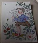 KinderkarteVerlag: -Meindl & Kittsteiner M�nchen Pasing, –  Postkarteunbenutzte Karte, 15 cm x 10,5 cm,Erhaltu