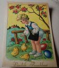 PaaschfestVerlag: -----, –  Postkarteunbenutzte Karte, 14 cm x 9 cm,Erhaltung:I-II, Karte wird in Klarsichth�lle v