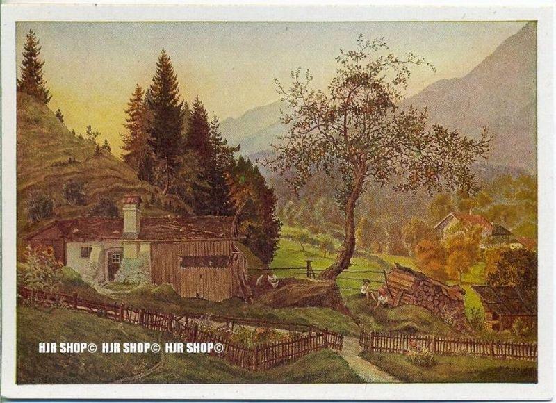 """"""" Ländliches Idyll-C.L.Loreck""""   um 1930/1940,  Ansichtskarte, Karl Winter-Verlag Kassel-Lizenz US-W 1005"""