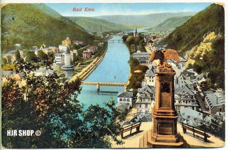 Postkarte, Bad Ems