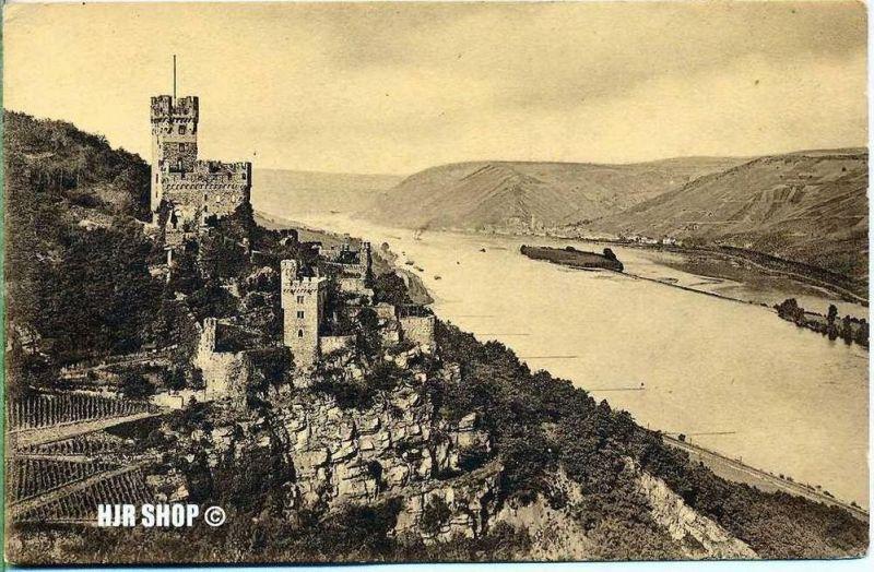 Postkarte, Burg Sonneck