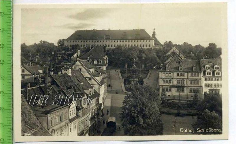 Gotha, Schloßberg ungel.
