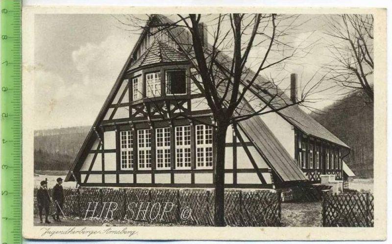 Arnsberg, Jugendherberge  Gel. 1.06.1928