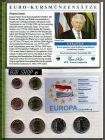 Luxemburgs Euro-Kursmünzen 2009