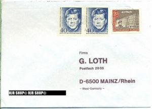 Brief, MeF 241, EF221