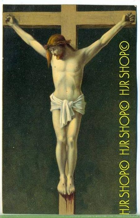 LE CHRIST , Henner um 1900/1910 Verlag: Stengel&Co., GmbH, Dresden,  nr.29014  Postkarte unbenutzte Karte , Erhaltung: I