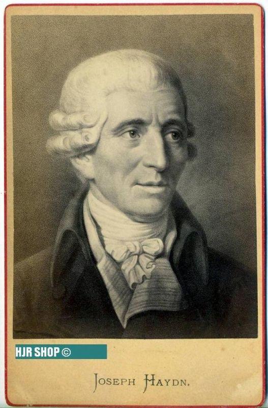 Photografie Joseph Haydn