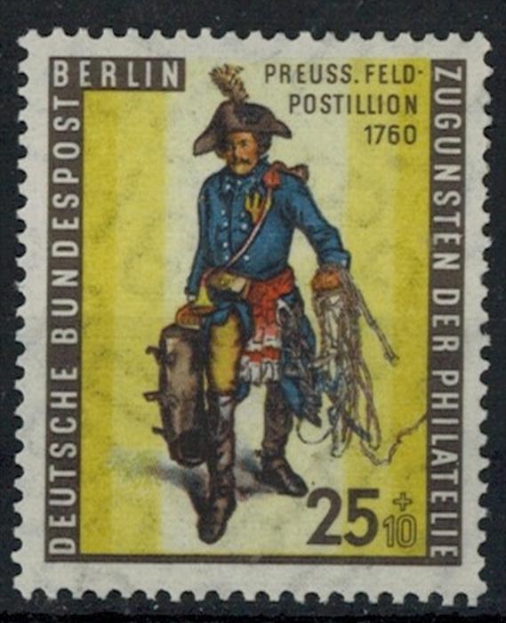 1955 , Berlin (West) MiNr. 131 ** Erhaltung: I-II