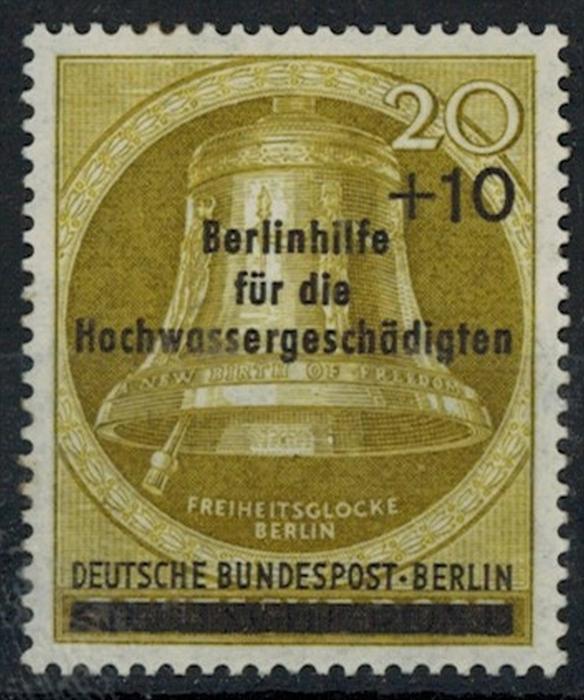 1956 , Berlin (West) MiNr. 155 ** Erhaltung: I-II