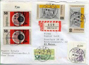 Brief, 26.03.1991, TRIER - Mainz