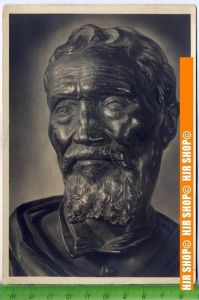 """""""Michelangelo"""", um 1950/1960  Ansichtskarte  ungebrauchte Karte"""
