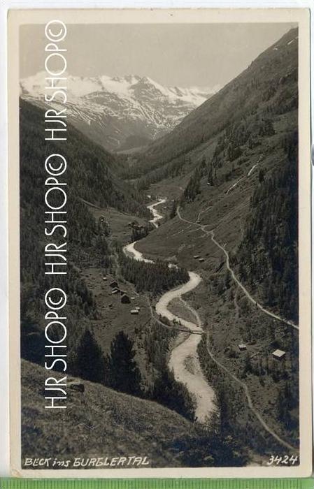 Blick ins Gurglertal Verlag: --- POSTKARTE ,  unbenutzte Karte ,  Erhaltung: I-II Karte wird in Klarsichthülle verschick