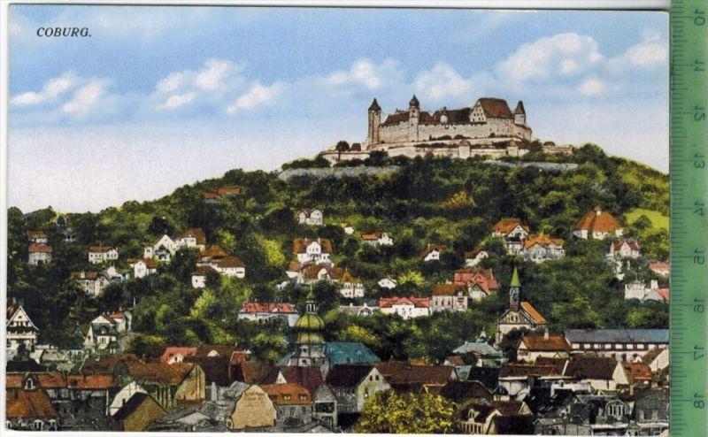 Coburg  um 1910/1920 Verlag: N.K.M.B. Nr. 614 ,  POSTKARTE Erhaltung: I-II,  Karte wird in Klarsichthülle verschickt. (H