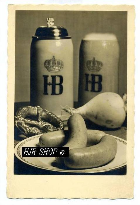 Bier und Weißwurst,  Ungel