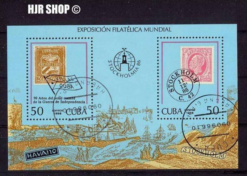 1986, Block Cuba,  gest.