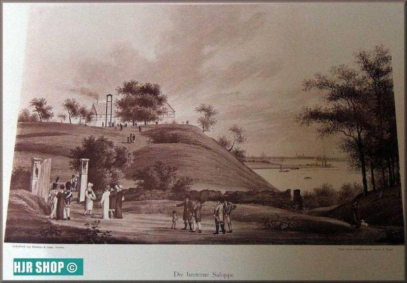 Die breterne Saloppe (abgebrochen 1822)