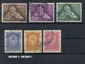 1957, Minr.856,857,858 gest., 1960, Minr.887,888,889 gest., Satz 3W