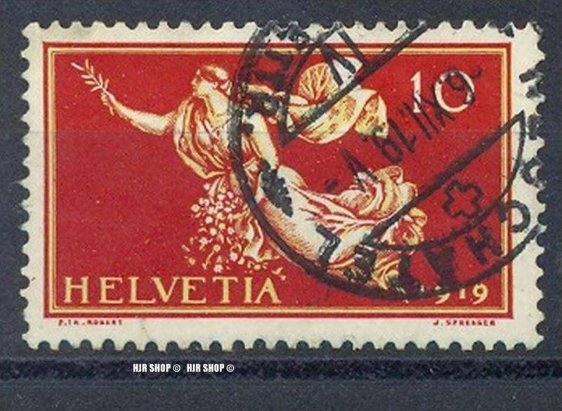 1919, MiNr.147II Robert, Gest.